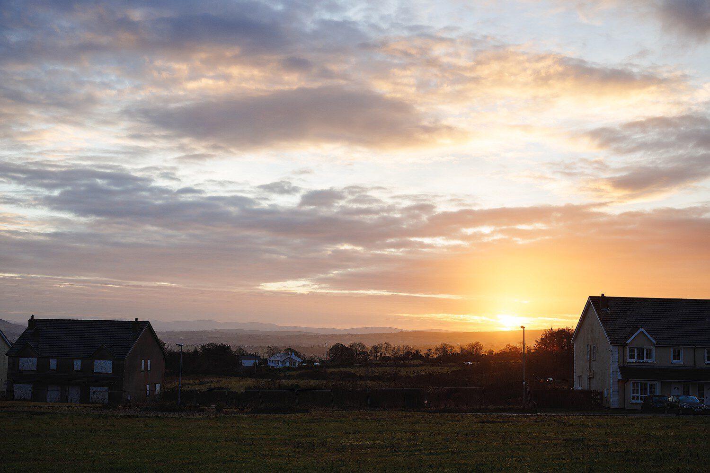 Foto: Ion Buga/PNUD Moldova. Ianuarie 2020. Orășelul Letterkenny din Irlanda, care a găzduit mulți moldoveni